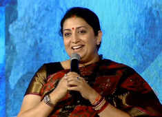 Have spent enough time in Amethi to ensure that a certain gentleman resides in the South: Smriti Irani quips at Rahul Gandhi
