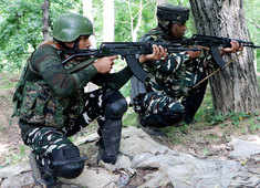 J&K: 8 terrorists neutralised by security forces in 2 different encounters over last 24 hours