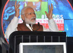 Need for common global voice: PM Modi talks globalisation, foreign policy at ET GBS 2020
