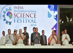 Patent applications by Indian start-ups rising in India: President Kovind at IISF 2018