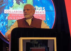 Fundamentals of Indian economy strong, policies clear: PM Modi at ET GBS 2020