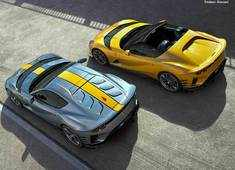 Ferrari brings out limited edition models based on 812 Superfast which churn out 820hp