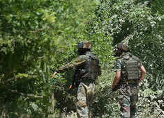 J-K: 5 militants killed by Forces in an encounter in Shopian