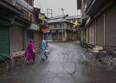 Restrictions on movement of people in J&K eased