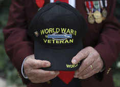 75 years later, US World War II veterans say: Never forget