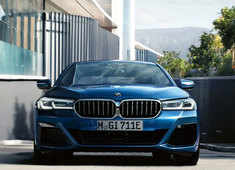 BMW drives in the new 5 Series sedan at Rs 62.9 lakh, comes with three engine options