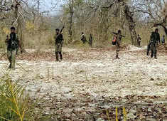 Maharashtra: 13 Maoists gunned down by security forces in Gadchiroli encounter