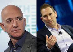 Meet Andy Jassy, the successor to Jeff Bezos