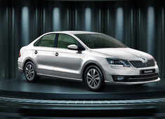 Skoda launches automatic version of Rapid. Check price & features