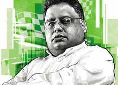 Rakesh Jhunjhunwala's equity portfolio