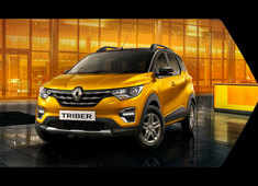 Renault launches 2021 Triber