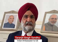 Indian-Americans at forefront to help during COVID-19 crisis:  Ambassador Taranjit Sandhu
