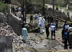 Pakistan: Major blast near Hafiz Saeed's house in Lahore's Johar Town area; atleast 2 killed, 16 injured