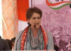'Sarkar ka vivek mar chuka hai, Krishna inka bhi ahankar tod denge': Priyanka Gandhi attacks Centre