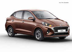 Hyundai Aura launched in India; Prices start at Rs 5.79 lakh