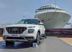 Hyundai unveils new compact SUV Venue
