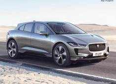 Jaguar Land Rover commences bookings for its all-electric I-PACE