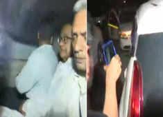 CBI arrests P Chidambaram in INX Media scam case