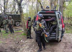 J-K: Three LeT terrorists killed in Shopian encounter