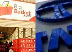 Tata Group to take Rs 9,500 crore stake in BigBasket