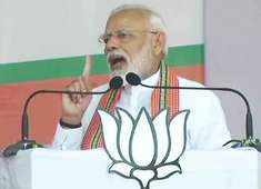 Congress insulted, deprived Ambedkar of Bharat Ratna: PM Modi