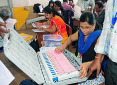 After Exit Poll predictions, Opposition to petition EC over EVMs