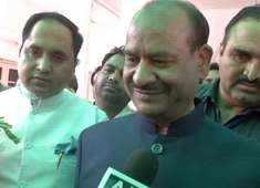 Who said you can't chant 'Vande Mataram', 'Bharat Mata ki Jai' in LS? asks Om Birla