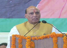 Talks with Pakistan will be on PoK: Rajnath Singh