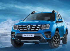 Renault Duster BS 6 launched in India. Check price and safety features