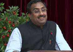 Ladakh is land of all religions, says Ram Madhav