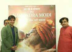 Love for Modi was visible while shooting biopic: Vivek Oberoi