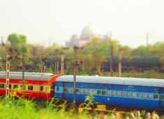 Cheers for Indian Railways! Delhi-Mumbai in just 10 hours