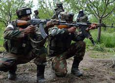 J&K: 2 terrorists gunned down by security forces in Pulwama encounter