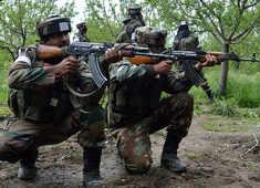 J&K: Two Hizbul terrorists gunned down in Anantnag encounter