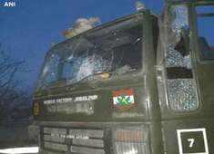 J-K: IED blast in Pulwama, army vehicle damaged