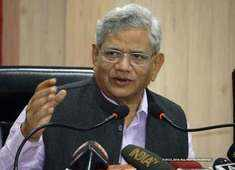 FM's revival road map another PR attempt: Sitaram Yechury