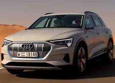 Autocar Show: Audi E-Tron first drive review