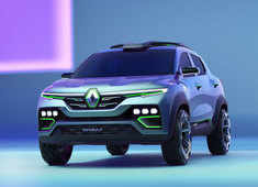 Renault unveils concept version of its new SUV, KIGER; to be globally unveiled in India