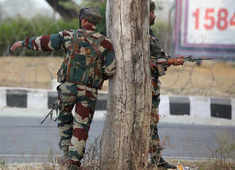Two terrorists killed in encounter in Jammu and Kashmir's Pulwama