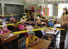 How schools in Thailand are reopening