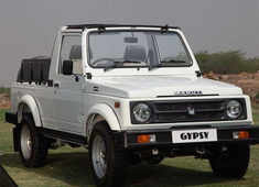 It's end of road for the iconic Maruti Gypsy