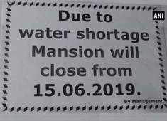 Chennai water crisis: Triplicane area shuts down