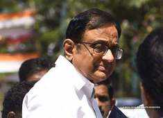 INX Media Case: Lookout notice issued against P Chidambaram