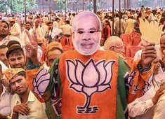 NDA allies gear up to attend 'Mega Meet' in Delhi