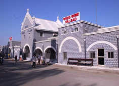 Valsad in Gujarat: The 95-year-old station gets European look