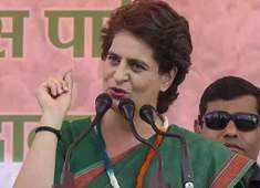 INX Media case: Chidambaram being 'shamefully hunted down',  Priyanka Gandhi tweets