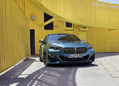 BMW launches 2 Series Gran Coupé which accelerates from 0 -100 km/hr in 7.5 seconds