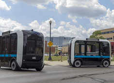 Meet Olli: The 3D-printed EV shuttle service