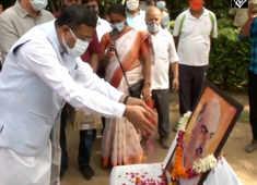 Syama Prasad Mookerjee death anniversary: Dharmendra Pradhan, other BJP leaders pay tributes