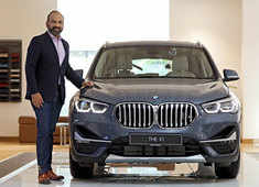 BMW drives in updated version of X1 in India. Check price, variants and safety features